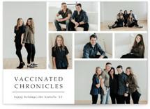 Quarantine Chronicles by Basil Design Studio