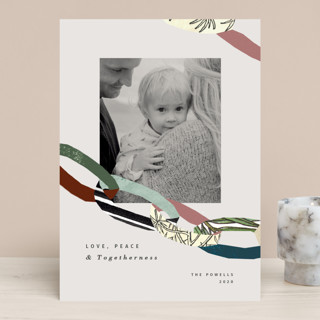 Togetherness Holiday Photo Cards