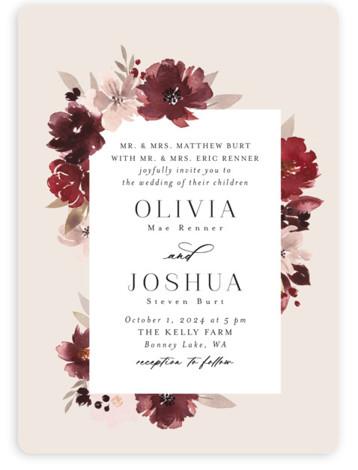 Emyn Wedding Invitations