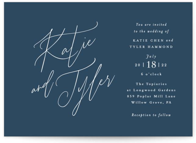 Tallulah Wedding Invitations