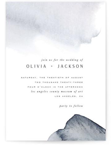 Blueridge Wedding Invitations