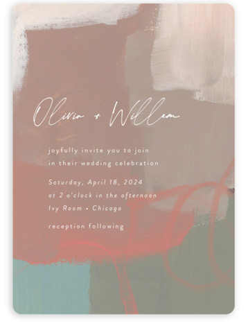 Gallery Wedding Invitations