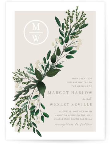 Watermark Wedding Invitations