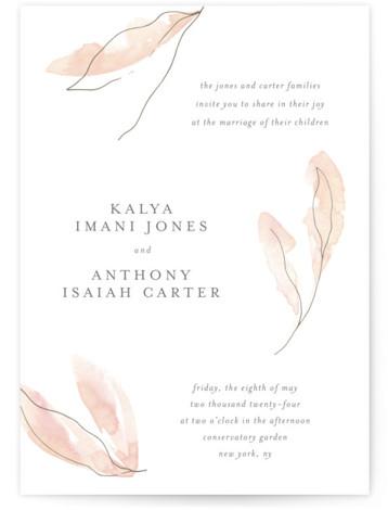 Autumn Euphoria Wedding Invitations