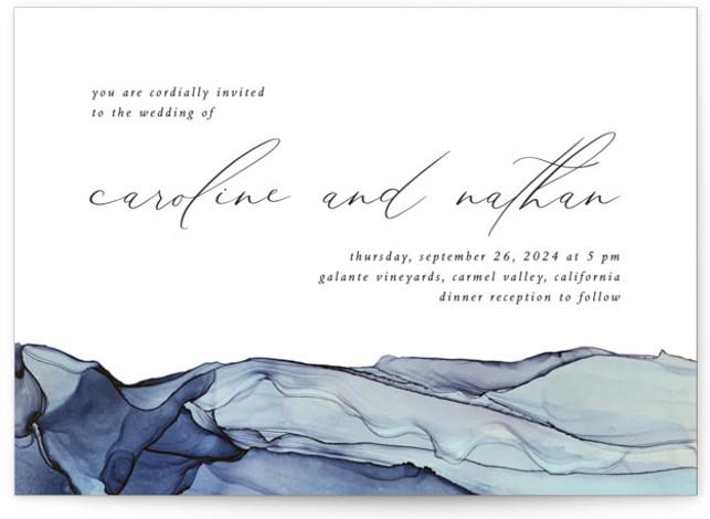 Slate Wedding Invitations