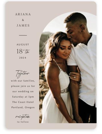The Arch Wedding Invitations
