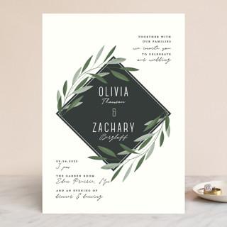Oliviers Wedding Invitations