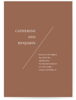 Catherine Wedding Invitations