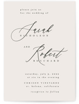 Corison Wedding Invitations