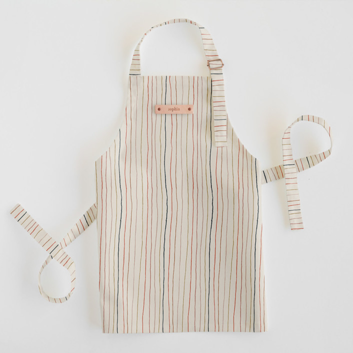 Strands of Tradition Personalized Kids Aprons