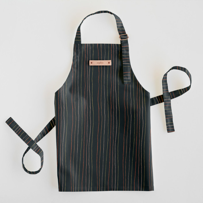 Strands of Tradition 2 Personalized Kids Aprons