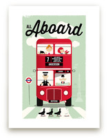 All Aboard by The Fine Letter Co.