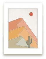 Gradual Desert