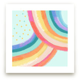 Ventura Rainbow ll by Alison Jerry Designs