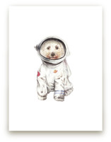 Laika the Space Pup by Lauren Rogoff