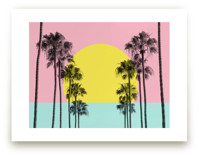 Summer Palms by Jessica C. Nugent