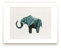 Paper Animals: Elephant