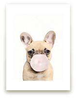 Bubblegum animals by Maja Cunningham