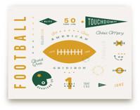 American Football Vocab