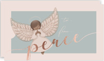 Angel of Peace by Patricia Bacchus