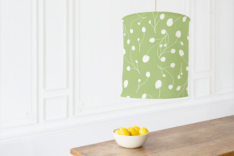 Posy Florets Self Launch Chandelier Lampshades
