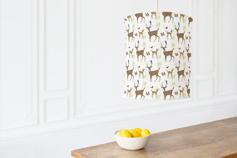 Fawna Self Launch Chandelier Lampshades