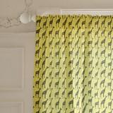 Designer Giraffe  Curtains