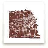 Custom Filled Map Art Custom Map Printing