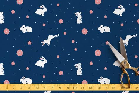 Bunny Hop Fabric