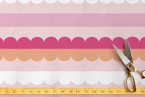 Bold Lines Fabric
