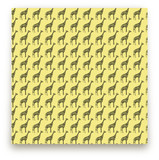Designer Giraffe  Fabric