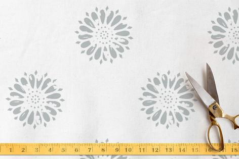 Vintage Floral Blossom Fabric