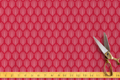 Palm Wave Fabric