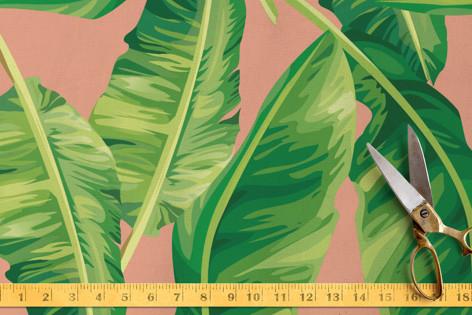 palm pattern Fabric