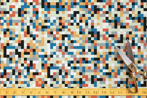Pixel Fabric