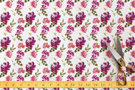 Juliet's Garden Fabric