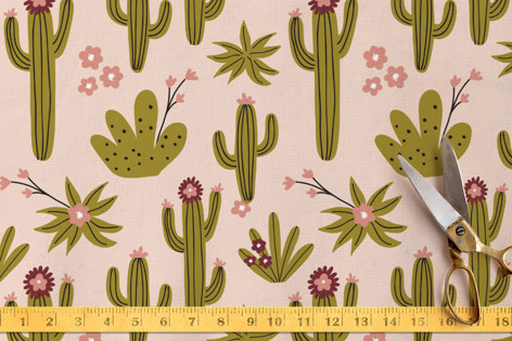 Desert Dreams Fabric