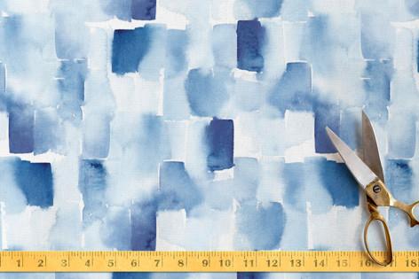 Indigo Wash Fabric