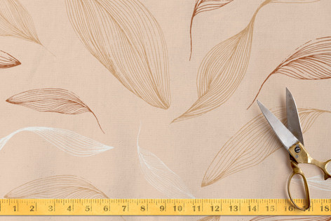 Ethereal lines Fabric