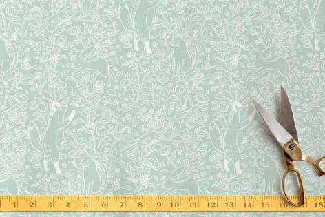 Lovely Woodland Reversed Fabric
