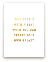 Create Your Own Galaxy
