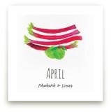 April Fruits Wall Art Prints