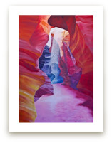 Antelope Canyon. by Emily Magone