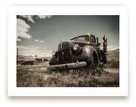 Cars of Bodie, CA :: II... by Kellie Medivitz