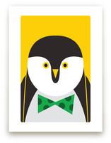Mr. Penguin Sir by Mayel