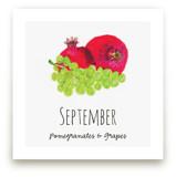 September Fruits Wall Art Prints