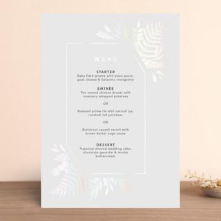 Garden Gloss-Press® Menus