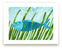 That Blue Fish