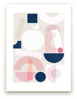 Apple Blocks by Francesca Iannaccone