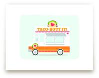 Little Taco Truck by Itsy Belle Studio